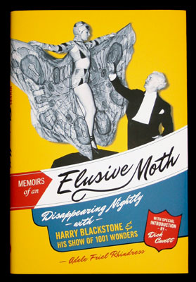 Memoirs of an Elusive Moth cover