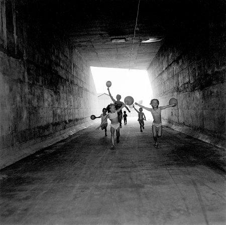 Australian Ballet, Gardenvale Tunnel 1970s